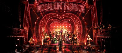 Moulin Rouge! The Musical is coming to Melbourne