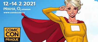 Na Comic-Con Prague 2021 dorazí další hvězdy