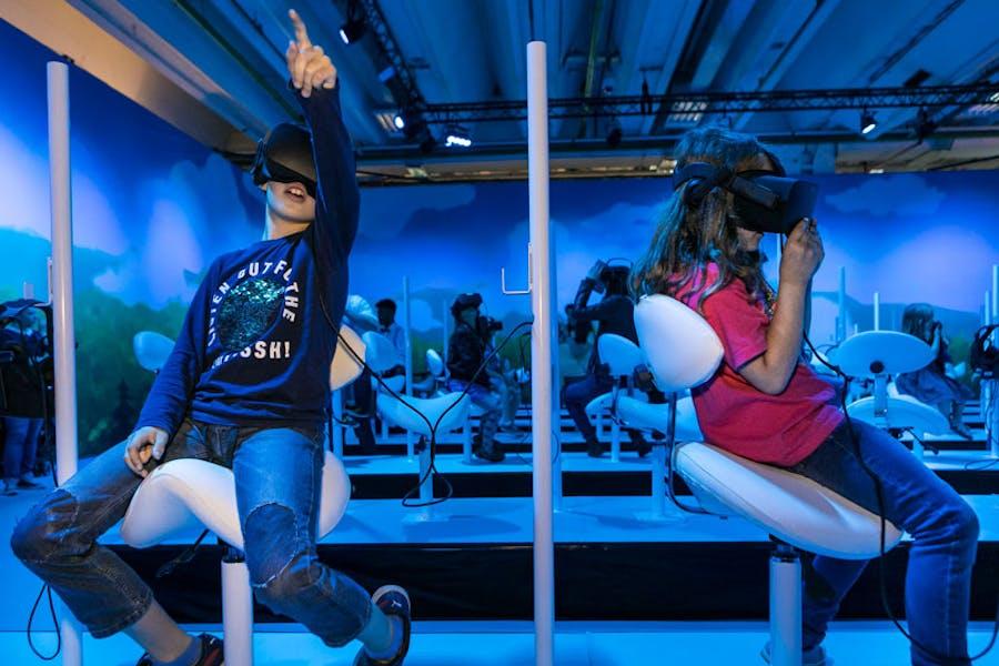 Schlümpfe VR