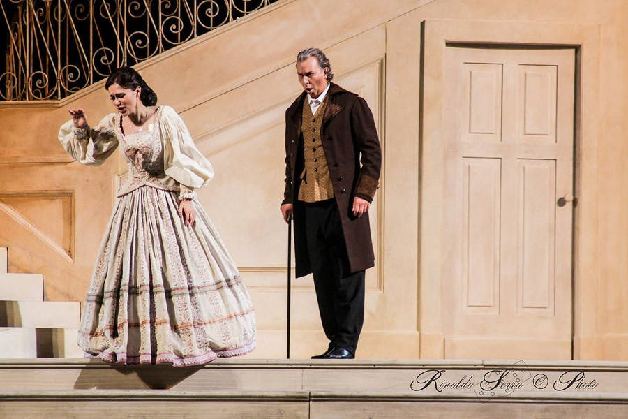 La Traviata Bord Gais Energy Theatre