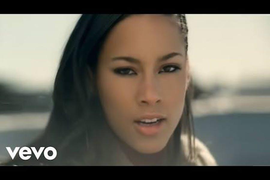 Alicia Keys – If I Ain't Got You