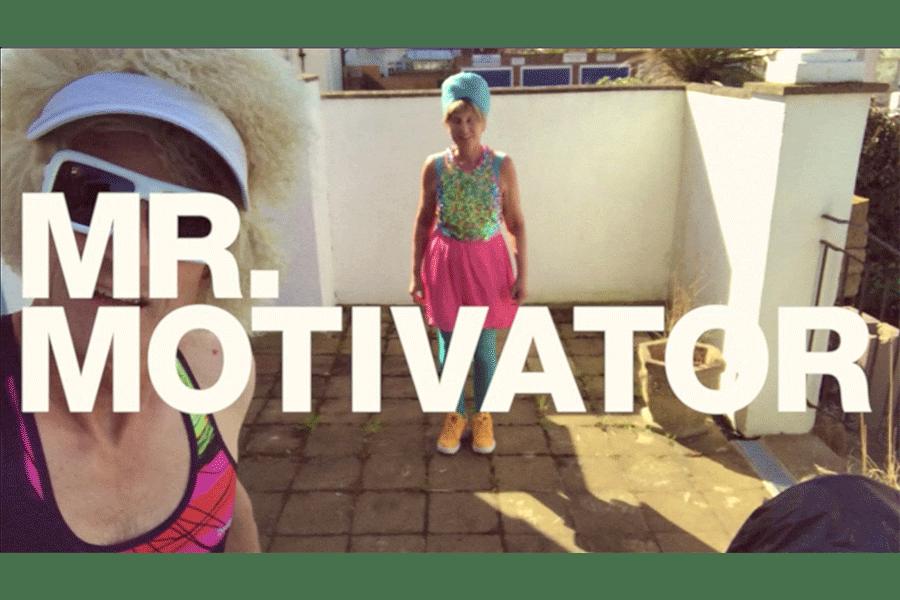 Mr. Motivator