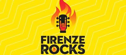 Firenze Rocks: l'edizione 2021 del festival rock