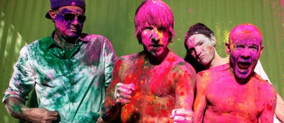I Red Hot Chili Peppers in Italia per Firenze Rocks 2021