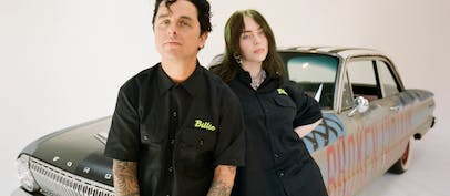 Billie Joe Armstrong e Billie Eilish: l'intervista esclusiva