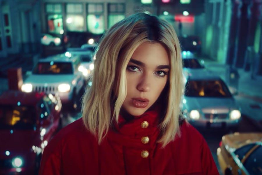 Dua Lipa - Break My Heart (Official Video)