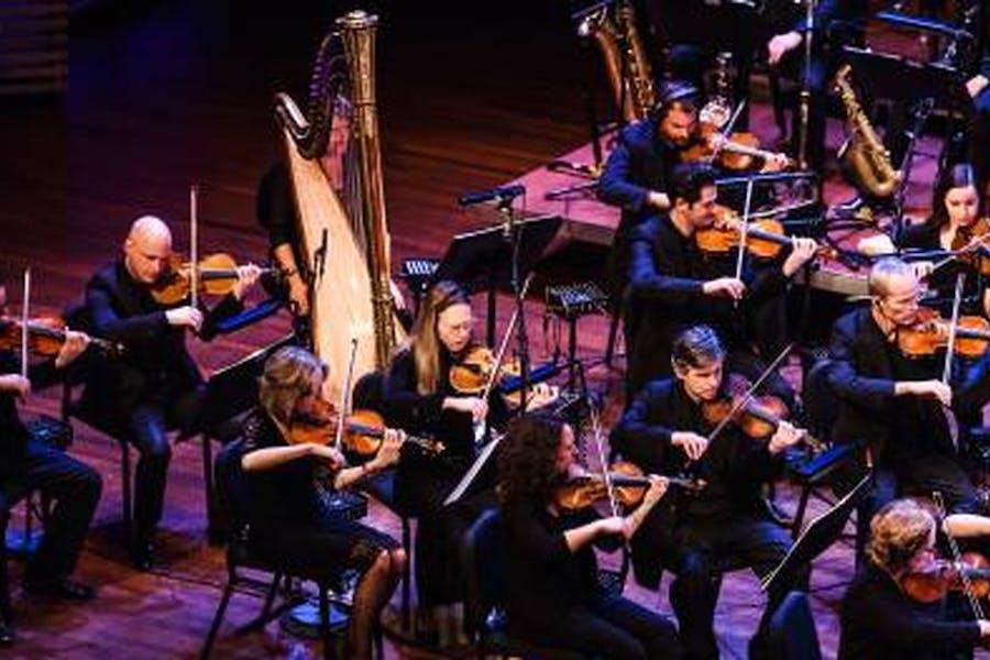 Avond van de Filmmuziek Metropole Orkest