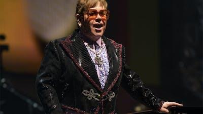Elton John on tour