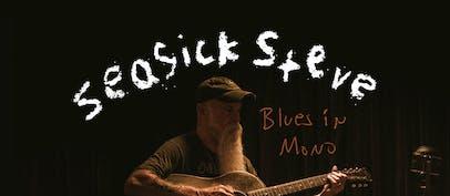 Seasick Steve announces solo UK tour