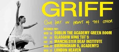 Griff announces UK tour
