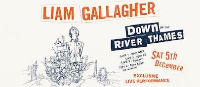 Liam Gallagher announces livestream