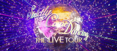 Strictly Come Dancing – The Live Tour will make a FAB-U-LOUS