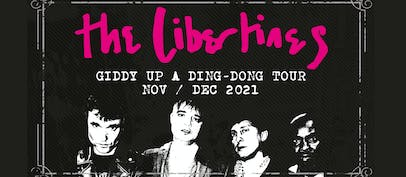 The Libertines announce 15-date Christmas tour