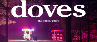 Doves reschedule tour dates to 2022