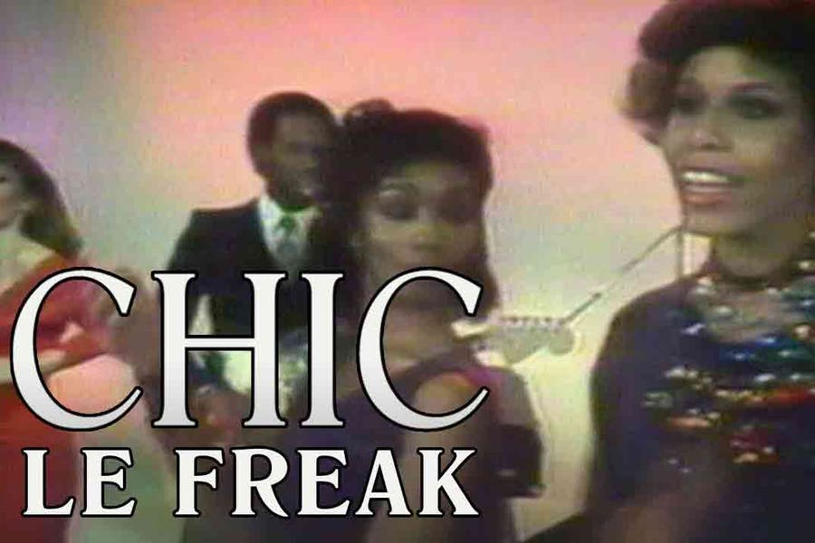 Nile Rodgers & Chic – Le Freak