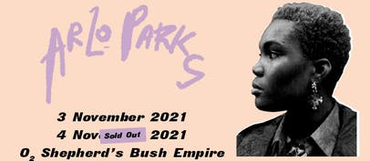Arlo Parks adds another London date
