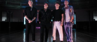 The Vamps announce a worldwide live stream show