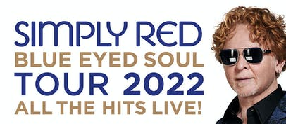 Simply Red reschedules dates