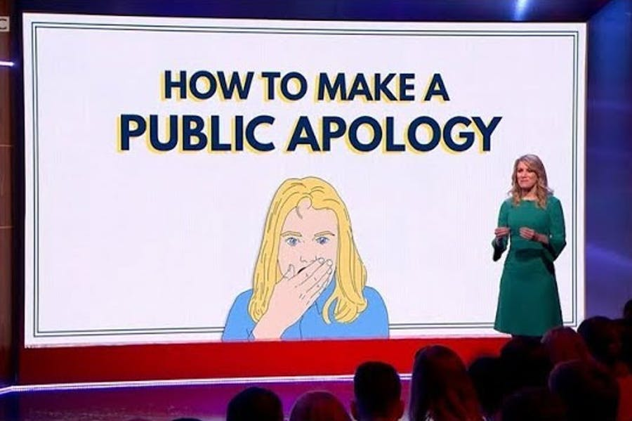 A Handy Guide To Making An Apology | The Mash Report