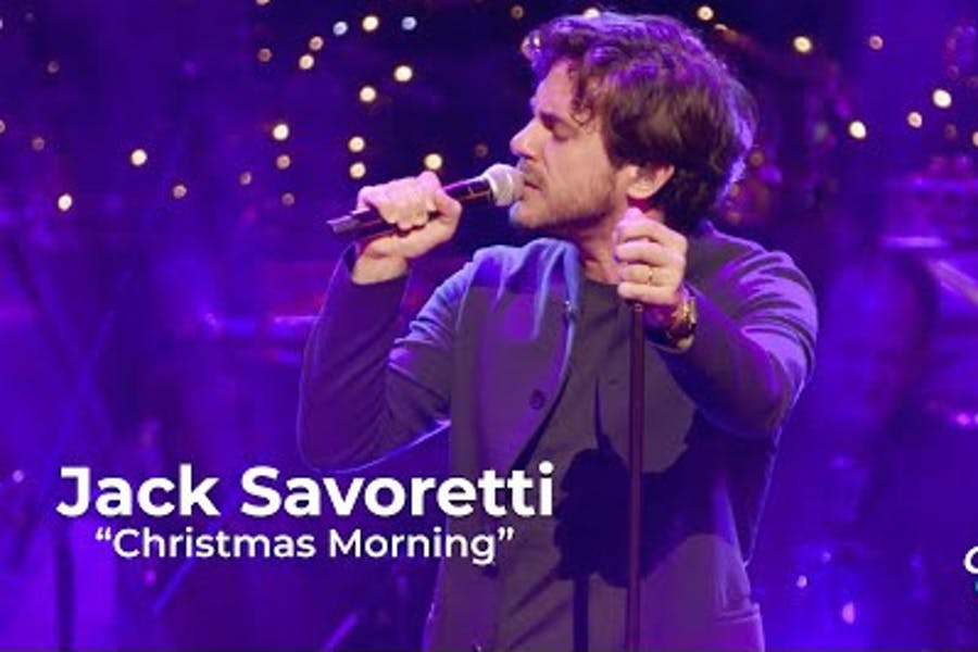 Jack Savoretti at Magic Of Christmas 2019