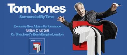 Tom Jones announces intimate London show