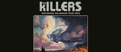 The Killers reschedule their tour and add an extra show