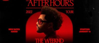 The Weeknd announces a global tour for 2022