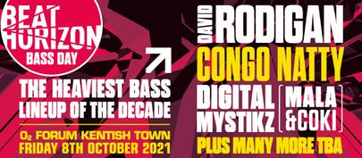 Beat Horizon announces Bass Day for 8 October 2021