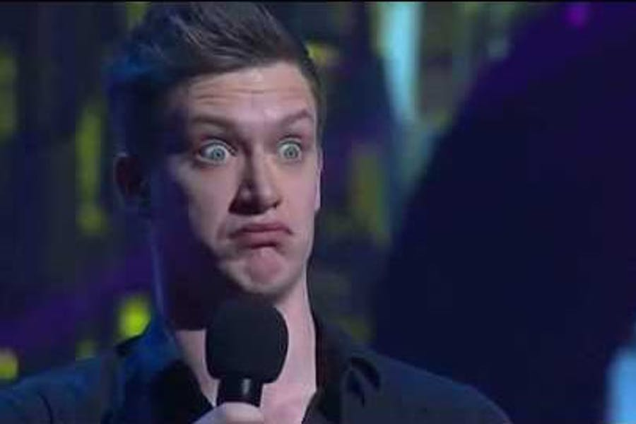 Daniel Sloss on religion