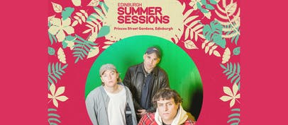 DMA'S join the line-up at Edinburgh Summer Sessions