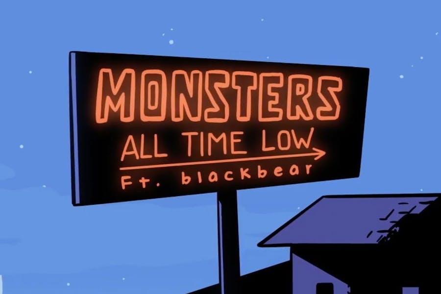 Monsters ft. blackbear & Demi Lovato