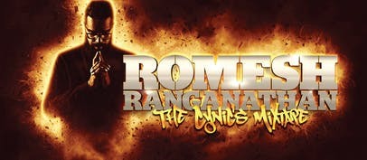 Romesh Ranganathan adds two extra shows to his UK tour