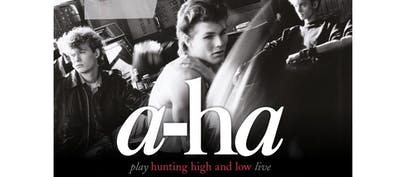 A-ha reschedules UK tour to May 2022