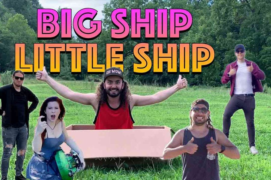 Big Ship Little Ship