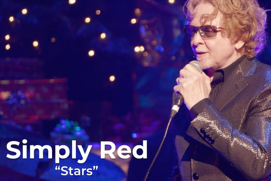 Simply Red at Magic Of Christmas 2019