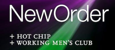 New Order announce Heaton Park show