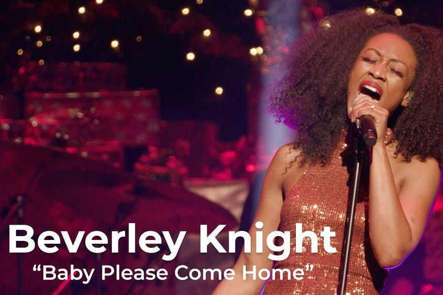 Beverley Knight at Magic Of Christmas 2019