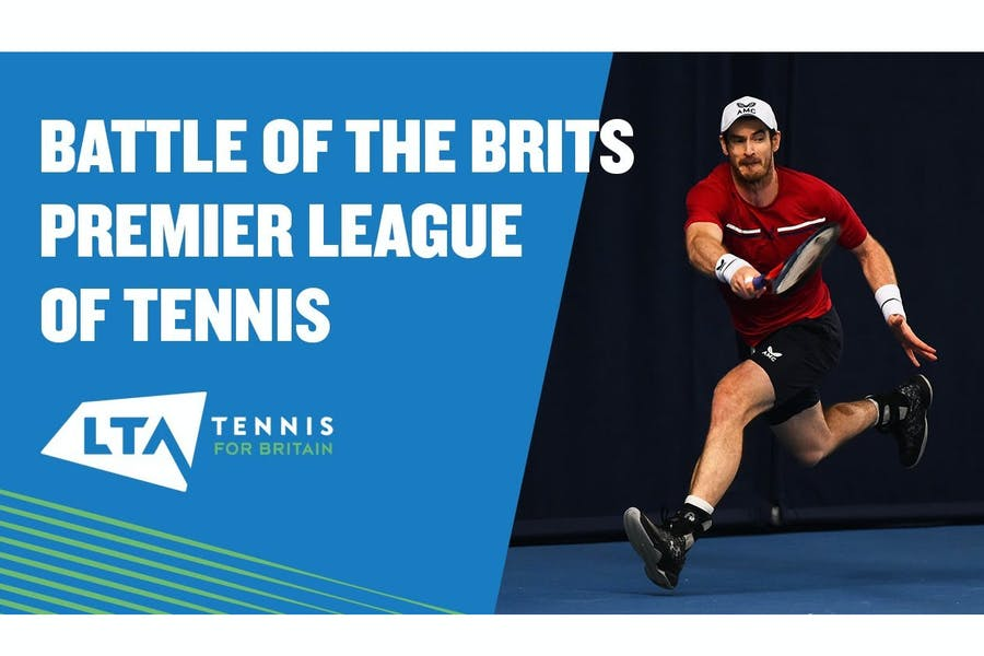 The Battle Of The Brits Premier League Of Tennis