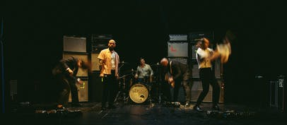 IDLES announce three live streamed shows