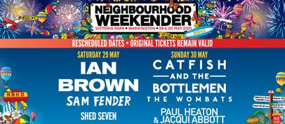 More artists join Neighbourhood Weekender line-up