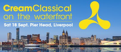 Cream Classical announces new waterfront event