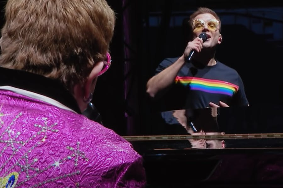 Your Song (Live with Taron Egerton)