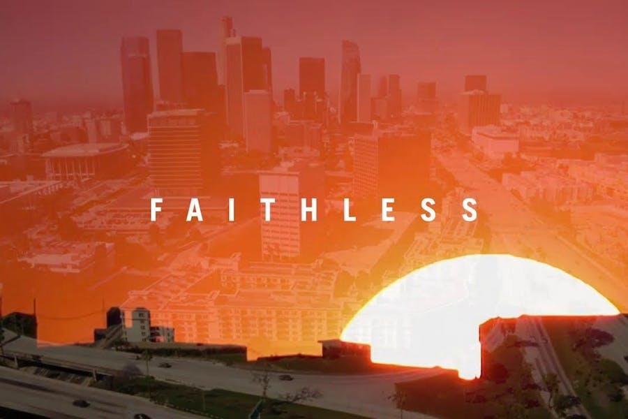 Faithless – I Need Someone
