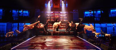 See Magic Mike live in London