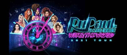 RuPaul's Drag Race: Werq The World heads to the UK
