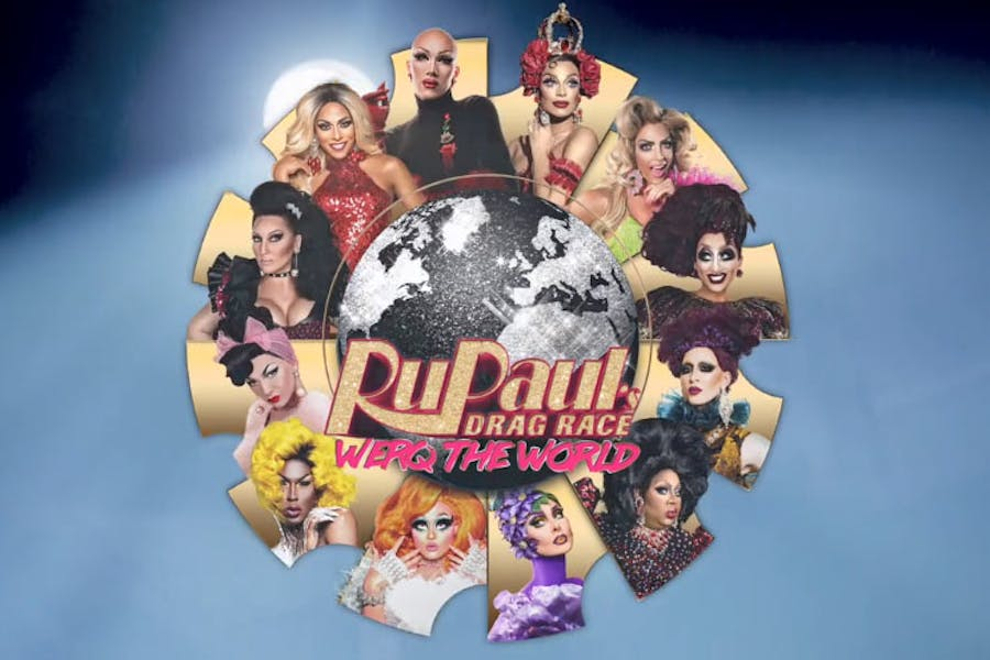 RuPaul's Drag Race: Werq The World Tour 2017