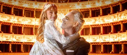 Bocelli announces global livestream concert on 12 Dec 2020