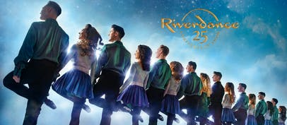 Riverdance adds new dates to 25th anniversary tour