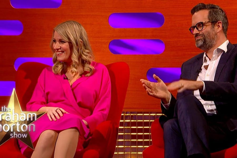 Marcus Brigstocke & Rachel Parris' Perfect Impression Of Jeremy Vine | The Graham Norton Show