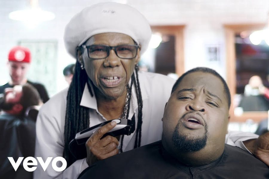 Nile Rodgers & Chic – Do You Wanna Party ft. LunchMoney Lewis